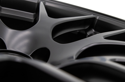 Apex Race Parts 17x9 +35 EC-7R Forged Satin Black - 2013+ FR-S / BRZ / 86