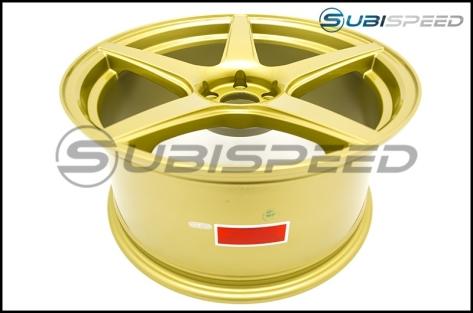 XXR 535 Wheels 18x8.75 +35mm (Gold) - 2013+ BRZ