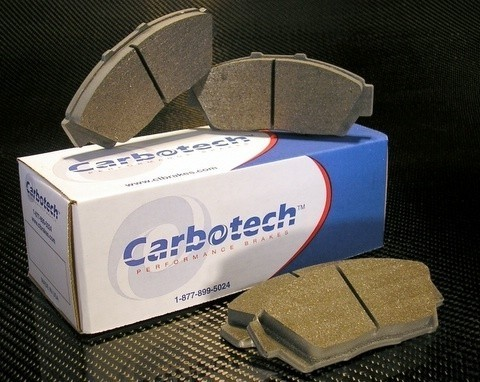 Carbotech XP20 Brake Pads for AP Competition Endurance BBK