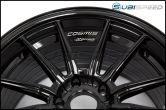 Cosmis Racing R1 18x9.5 +35mm Gloss Black- 2015+ WRX / 2015+ STI - 2015+ WRX / 2015+ STI