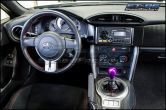 Blox BRZ Style Shift Knob - 2015+ WRX / 2015+ STI / 2013+ FR-S / BRZ