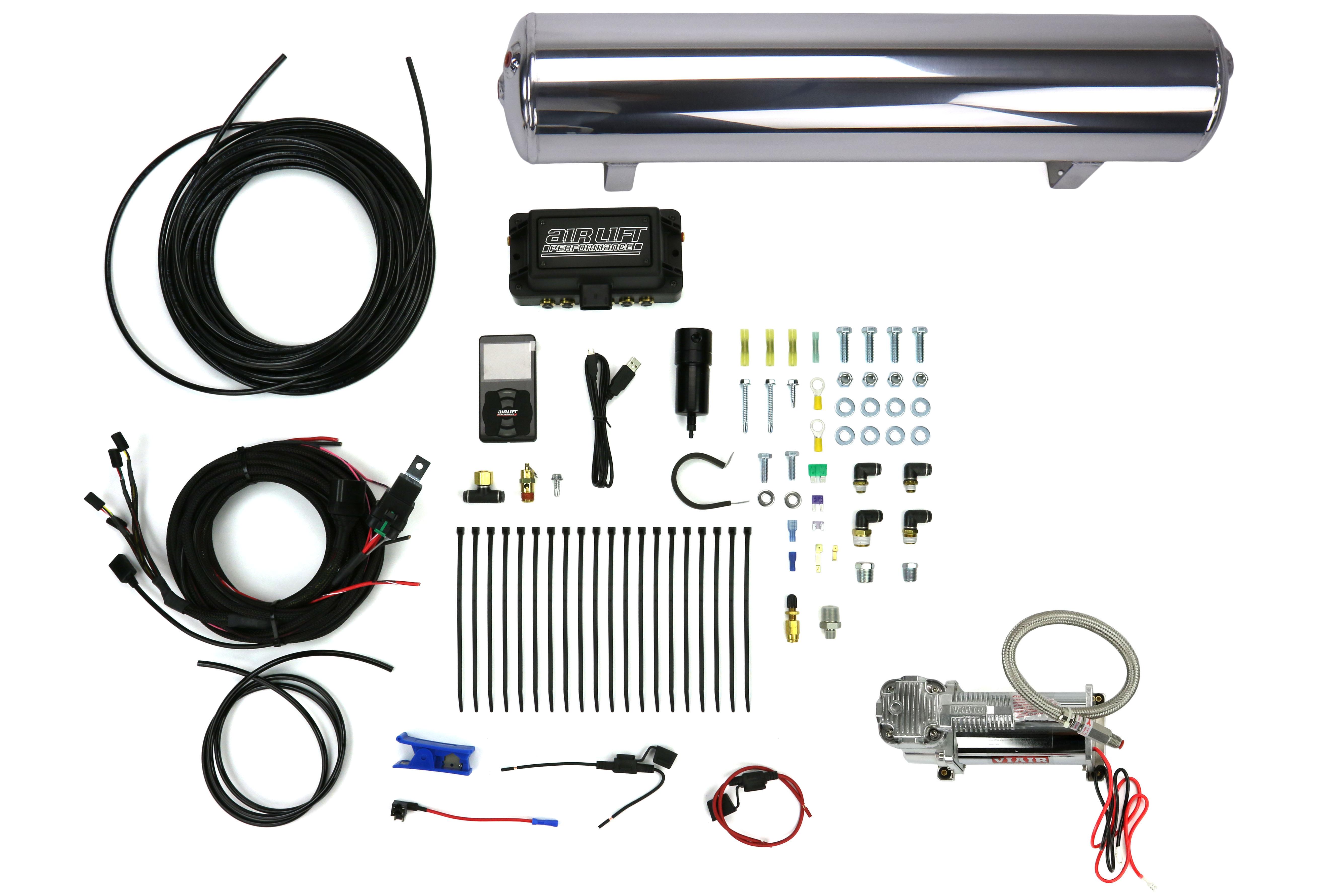 Air Lift Performance 3P Kit