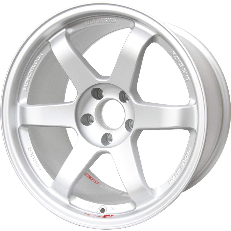Volk TE37SL White 19x9.5 +22 (Front) 19x10.5 +35 (Rear) - 2020+ A90 Supra