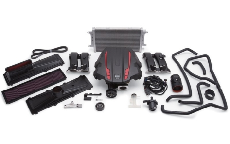 Edelbrock Supercharger System (No Tuning)