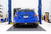 OLM Single Paint Point Matched Duckbill Trunk Spoiler - 2015+ WRX / 2015+ STI