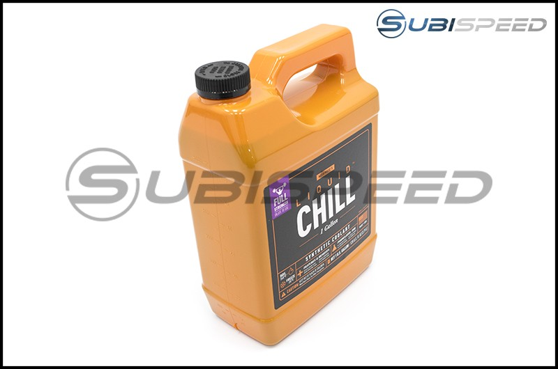 Mishimoto Liquid Chill Synthetic Engine Coolant, Full Strength 1 Gal.