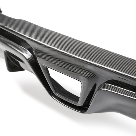 Seibon Carbon Fiber Rear Diffuser