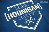 HOONIGAN Bracket X Short Sleeve Blue Tee - Universal