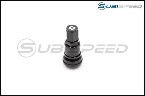 Titan 7 T-R10 Machine Black 18x9.5 +40 - 2013+ BRZ / 2014+ Forester