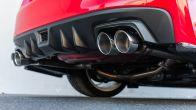 Remark Axleback Exhaust 4in Tip - 2015+ WRX / 2015+ STI