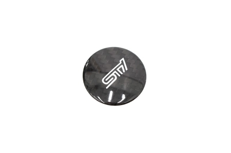 JDM Station STI Carbon Fiber Push to Start Cover - 2013+ BRZ