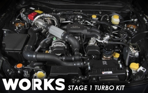 Works Stage 1  - 2013+ FR-S / BRZ MT /  MT