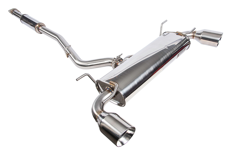 Lachute Performance Catback Exhaust System Sport Comfort