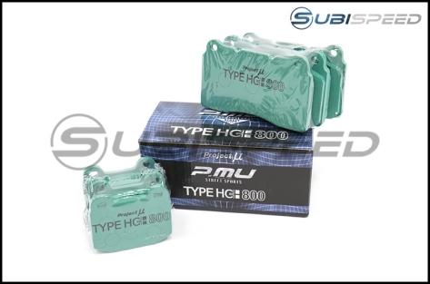 Project Mu HC+800 Brake Pads (Front / Rear) - 2013+ FR-S / BRZ / 86