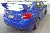 Rally Armor Front & Rear Mud Flaps - 2015-2020 Subaru WRX & STI