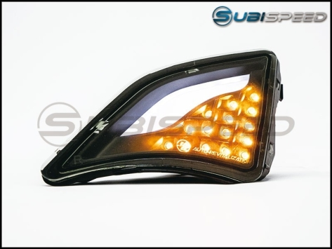 GCS FR-S Turn Signal / DRL Corner Lights V2 Smoked
