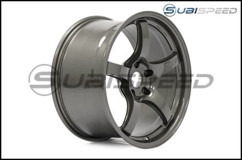 Rays Gram Lights 57CR HS Gunmetallic 18x9.5 +38 - 2013+ FR-S / BRZ / 86 / 2014+ Forester