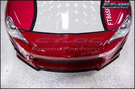 OLM CS Style Carbon Fiber Front Lip