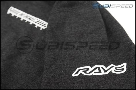 Volk Racing 28 Zip Up Grey 2017-2X