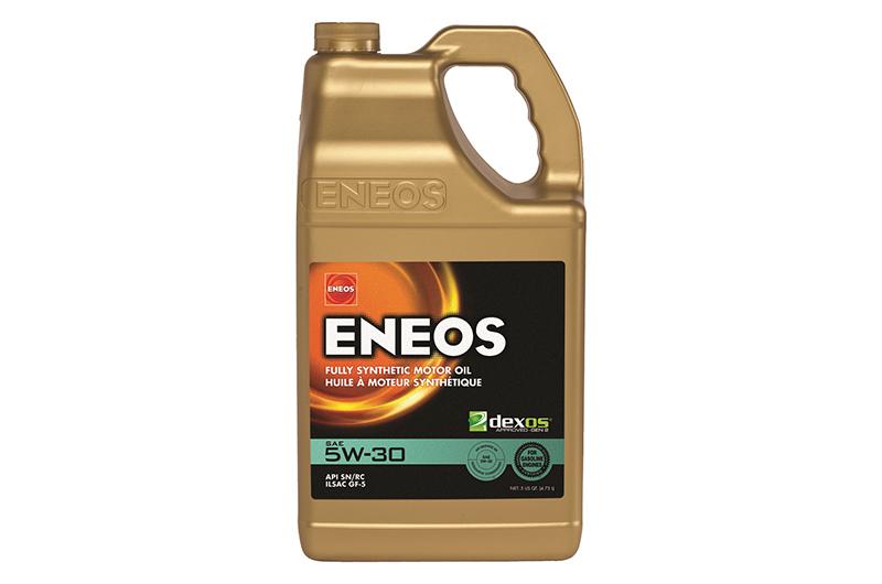 ENEOS 5W30 dexos1 FULL SYN API SN, ILSAC GF-5 4 x 5qt