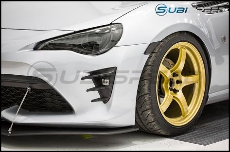 Verus Carbon Fiber Side Marker Replacement