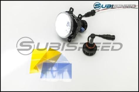 OLM MOAB Multicolor LED High Beam / DRL Light Bulb - *15+ WRX / 15-17 STI / *14-18 Forester / *13+ Crosstrek