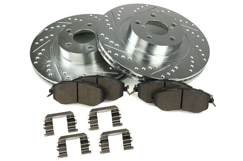 Stoptech Select Sport Brake Kit Front
