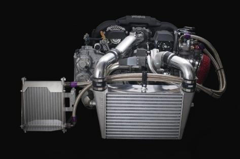 HKS Bolt-On Turbo Kit