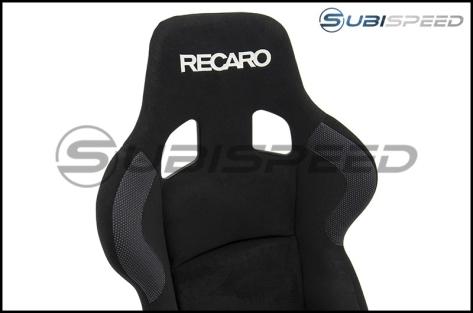 Recaro Racing Seat Profi SPG XL Black Velour - Universal