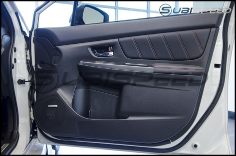Sticker Fab Interior Door Protection Kit (Scuff Guard)