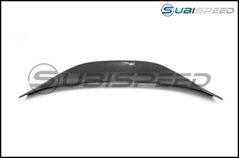 Leg Style Carbon Fiber Ducktail / Duckbill Spoiler