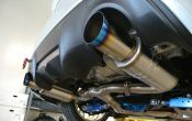 HKS Hi-Power Spec L Catback Lightweight Exhaust - 2013+ FR-S / BRZ / 86
