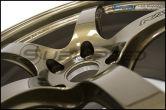 Rays Gram Lights 57CR Almite Gold 18x9.5 +38 - 2013+ FR-S / BRZ / 86 / 2014+ Forester