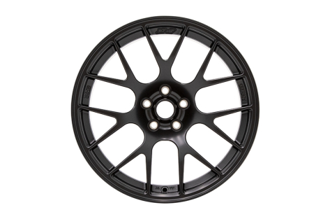 Apex Race Parts 18x9 +35 EC-7R Forged Satin Black - 2013+ FR-S / BRZ / 86