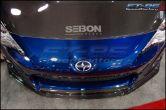 Seibon Carbon Fiber Lip (KC) - 2013-2016 FR-S