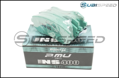 Project Mu Type NS Brake Pads - 2013+ FR-S / BRZ