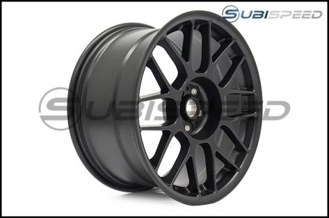 Apex Race Parts ARC-8 Satin Black 17x9 +42mm - 2013+ FR-S / BRZ / 86 / 2014+ Forester