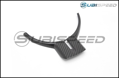 OLM Dry Carbon Fiber Steering Wheel Trim Cover - 2013-2016 FR-S / BRZ