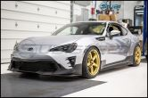 OLM 17 TR Style Side Skirts - 2013-2020 FR-S / BRZ / 86