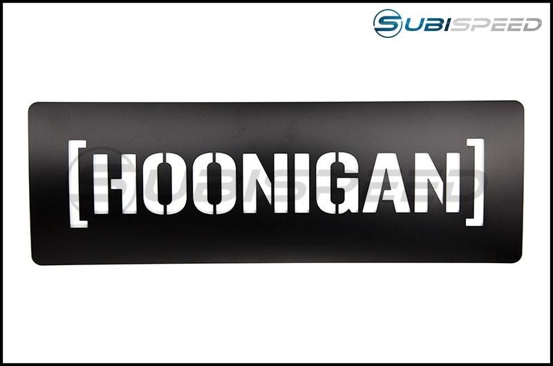 HOONIGAN Large Reusable Black Stencil