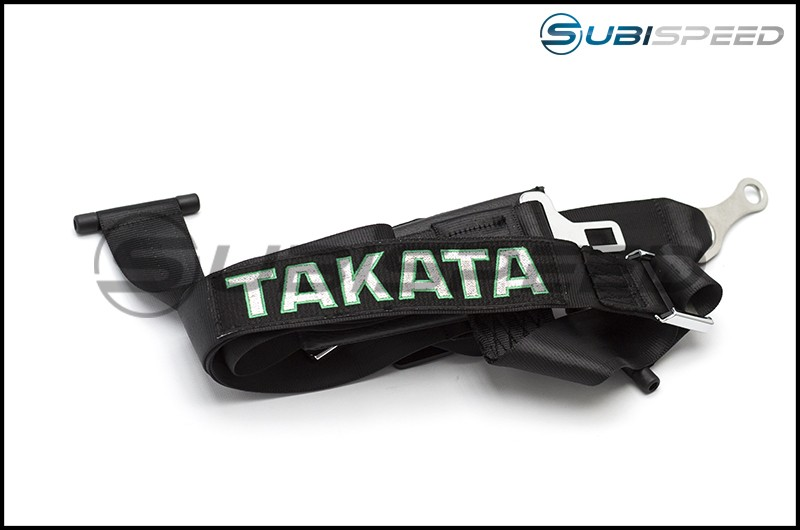 Takata 4 point Street Belt 2