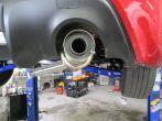 Megan Racing Cat-Back System Drift Spec Stainless Steel Tip - 2013+ FR-S / BRZ / 86