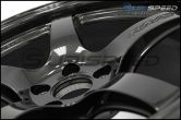 Rays Gram Lights 57CR Glass Black 17x9 +38 - 2013+ FR-S / BRZ / 86 / 2014+ Forester