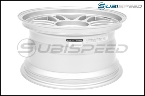 Enkei RPF1 Wheels 17x9 +35mm (Silver) - 2013+ BRZ