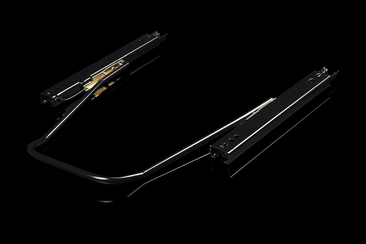 Braum Accessories Dual Lock Sliders Universal Dual Lock Sliders Kit