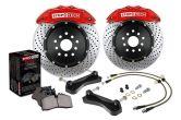 StopTech Rear 2 Piston ST-28 Big Brake Kit (345x28mm) - 2015+ WRX