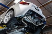 Remark Single-Exit Axleback Exhaust System BOSO Edition - 2013-2020 FRS / BRZ / 86
