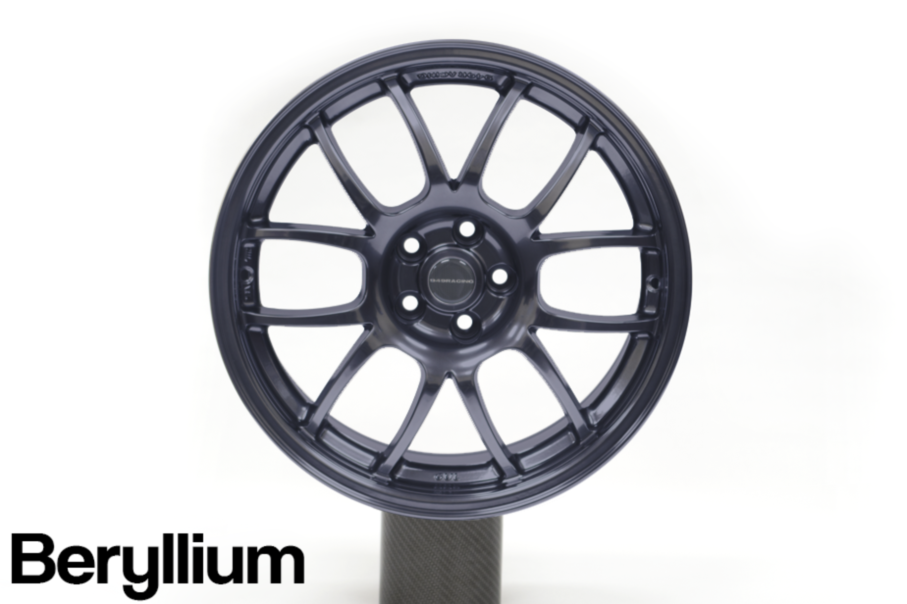 949 Racing 6UL 17x9 +40mm Beryllium - 2013+ FR-S / BRZ / 86 / 2014+ Forester