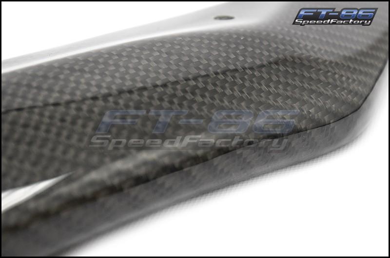 OLM STI Carbon Fiber Style Front Lip