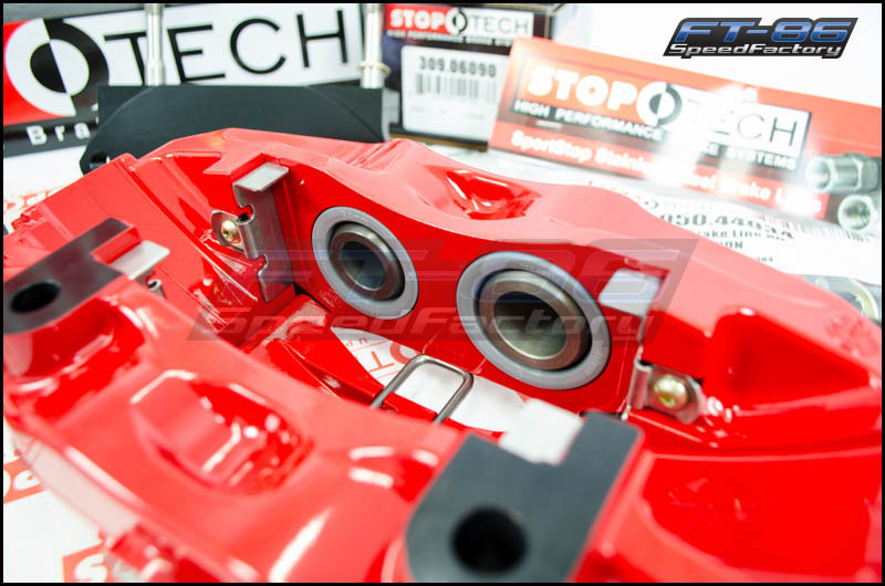 Stoptech 328x28 Big Brake Kit